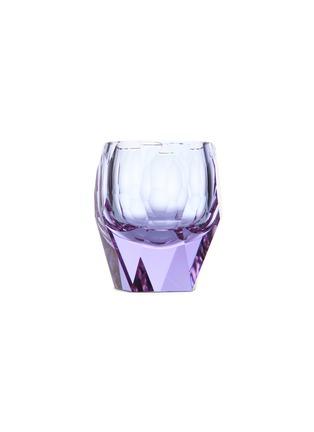 Moser-Cubism whisky tumbler