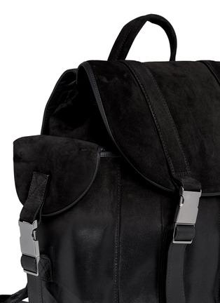 细节 - 点击放大 - NEIL BARRETT - 'Port Louis' dégradé leather backpack