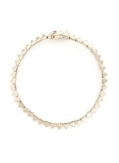 EDDIE BORGOSmall pyramid  tennis bracelet