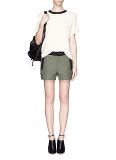 RAG & BONETatiana shorts