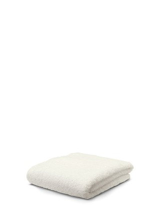 Main View - Click To Enlarge - Abyss - Super Pile hand towel — Ivory