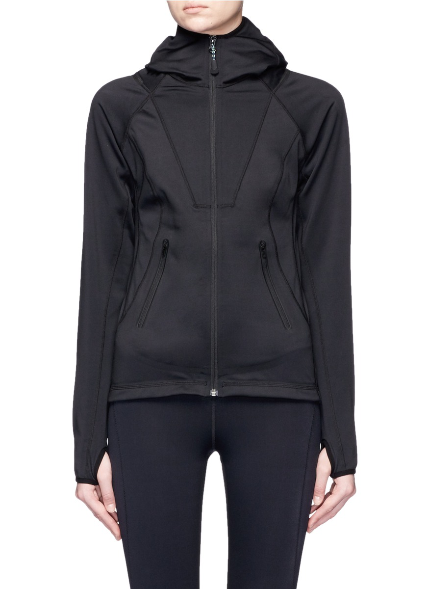 Panther performance running jacket by Lndr