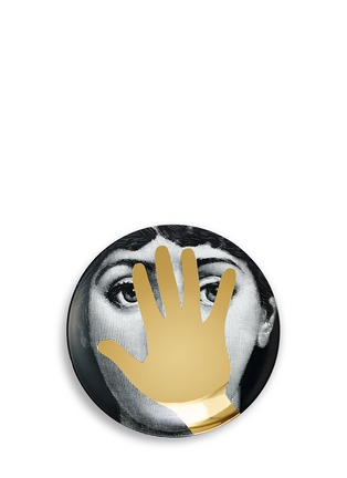 Fornasetti - Face print wall plate