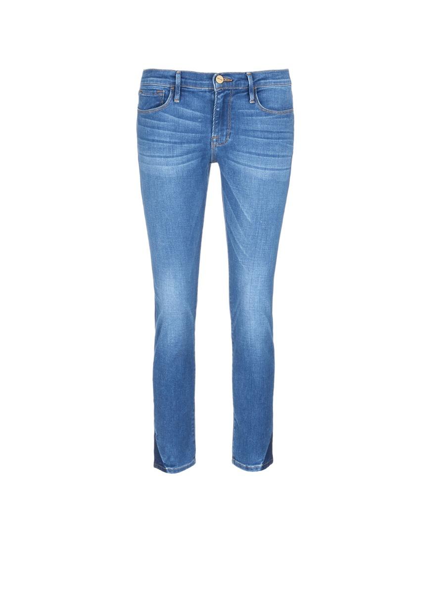 Le Garçon slim fit jeans by Frame Denim