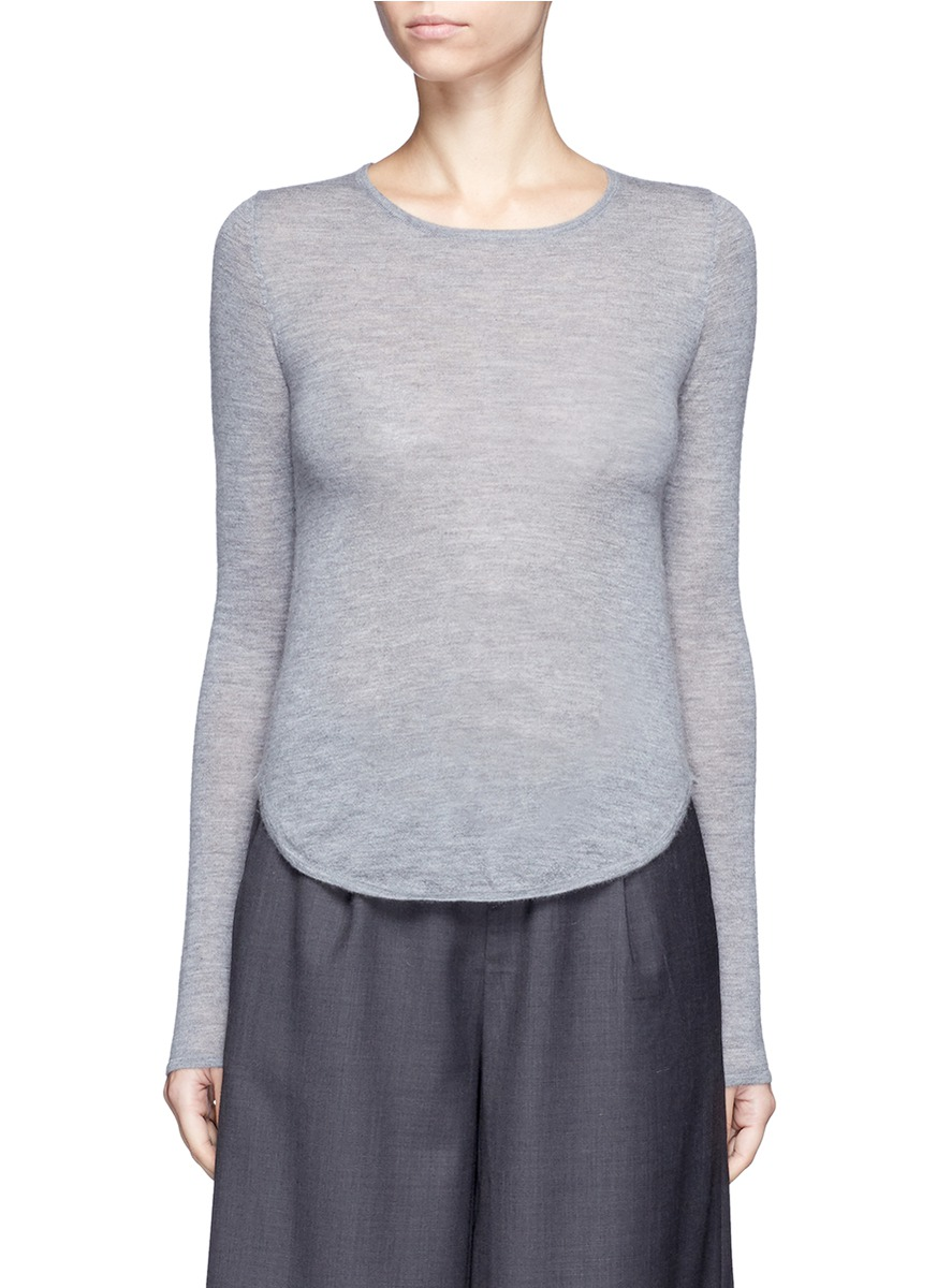 Fine cashmere sweater by CRUSH Collection