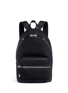 Alexander Wang  'Berkeley' pebbled leather backpack
