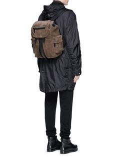Alexander Wang 'Marti' suede backpack