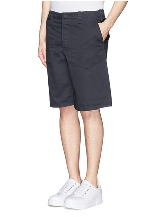 Front View - Click To Enlarge - rag & bone - 'Kyle' twill shorts