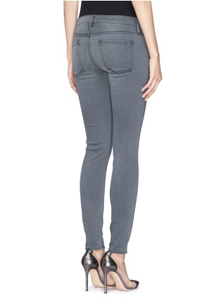 Back View - Click To Enlarge - Frame Denim - 'Le Skinny de Jeane' Satine jeans