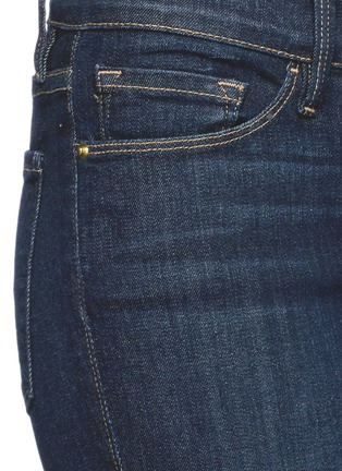Detail View - Click To Enlarge - Frame Denim - 'Le Skinny de Jeane' Queens Way jeans