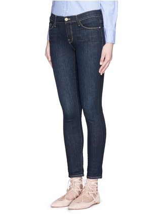 Front View - Click To Enlarge - Frame Denim - 'Le Skinny de Jeane' Queens Way jeans
