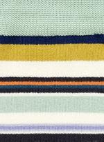 彩色条纹袜子