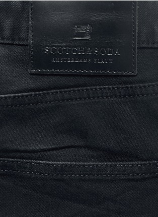 Detail View - Click To Enlarge - Scotch & Soda - 'Skim' skinny jeans