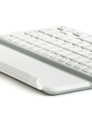 Detail View - Click To Enlarge - LOGITECH - Ultrathin iPad mini keyboard cover - White