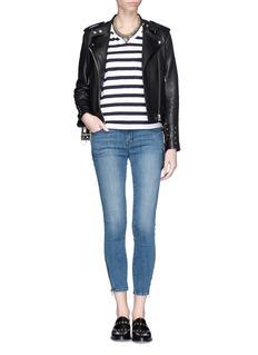 J BRANDPhoto Ready Tali zip skinny jeans
