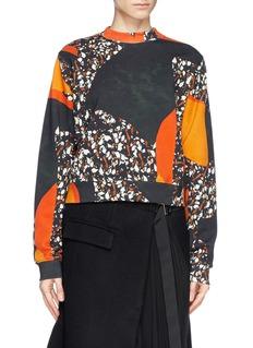 ACNE STUDIOSBird terrazzo print pullover