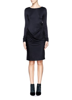 ACNE STUDIOS'Vied' crepe dress