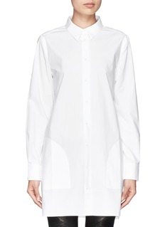 ACNE STUDIOS 'Lyric' stretch shirt dress