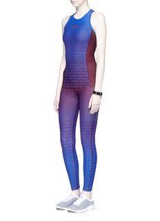 Adidas By Stella Mccartney'Training Miracle Sculpt' performance leggings