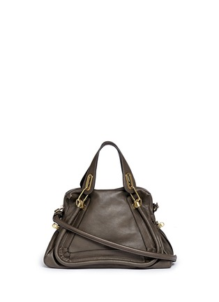 Main View - Click To Enlarge - Chloé - 'Paraty' medium leather bag
