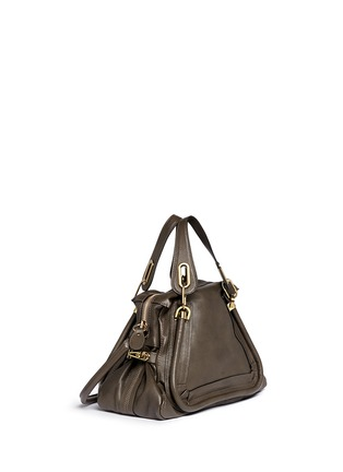 Figure View - Click To Enlarge - Chloé - 'Paraty' medium leather bag