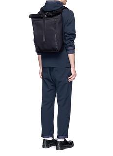 NanamicaRoll top CORDURA® twill backpack