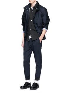 NanamicaGORE-TEX® hooded jacket