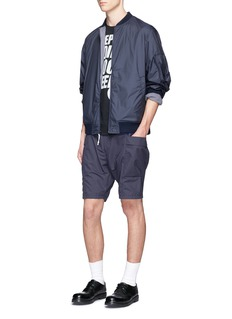 Nanamica'Wind' shorts