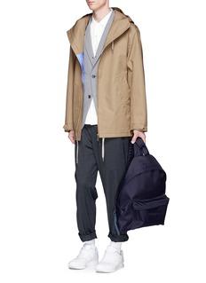 NanamicaCORDURA® twill backpack