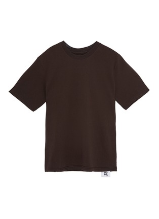 Figure View - Click To Enlarge - Studio Concrete - 'Series 1 to 10' Unisex T-shirt - 2 Empty