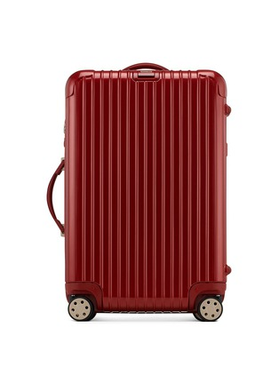 Main View - Click To Enlarge - RIMOWA - Salsa Deluxe Multiwheel® (Oriental Red, 61-litre)