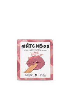 Nails IncMatchbox Nail & Lip Paints - Mint/Babes