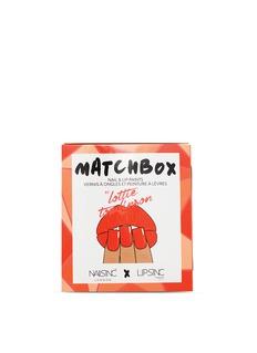 Nails IncMatchbox Nail & Lip Paints - Hell/Rascal