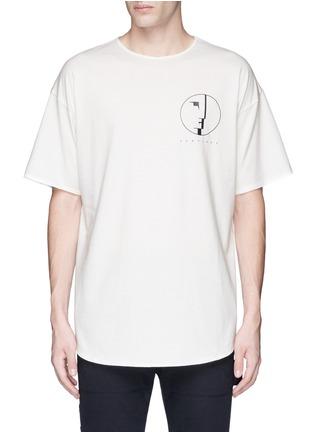 首图 - 点击放大 - DEN IM BY SIKI IM - 电影主题纯棉T恤