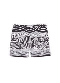 Orlebar Brown'Bulldog Aboriginal' geometric print swim shorts