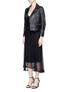 NicholasWeb lace camisole midi dress