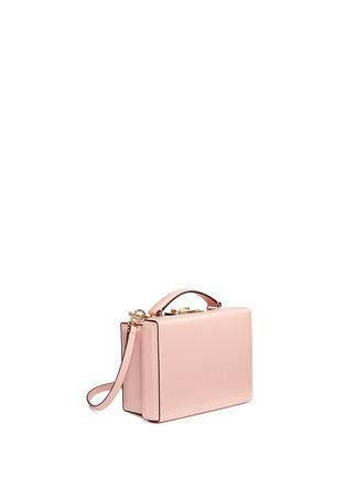 Mark Cross-'Grace Box' small saffiano leather trunk