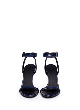 Figure View - Click To Enlarge - Alexander Wang  - 'Antonia' burnished leather sandals