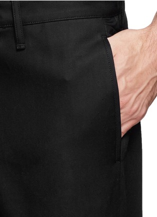 Detail View - Click To Enlarge - rag & bone - 'Skinny' cotton twill pants