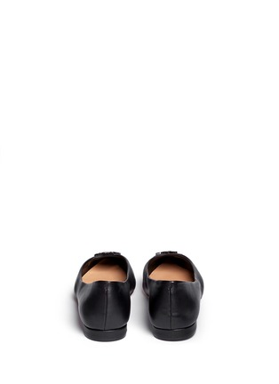 Back View - Click To Enlarge - Tory Burch - 'Kellen' leather flats