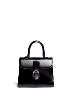 DELVAUX BRILLANT MM BOX CALF