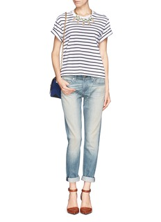 RAG & BONE/JEAN 'The Dre' Boyfriend Slim Fit jeans