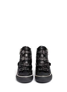 ASH 'Vangelis' quilted leather sneakers