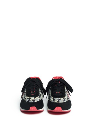 Figure View - Click To Enlarge - Tory Burch - 'Delancey' floral print sneakers