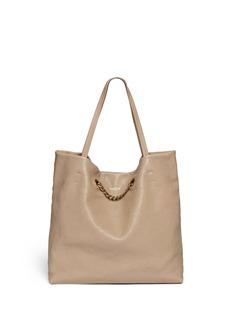 LANVIN'Carry Me' medium leather tote