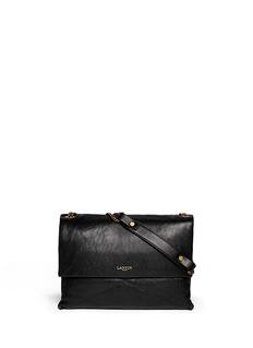 LANVINSugar medium quilt leather shoulder bag