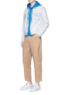 Acne Studios'Who' denim jacket