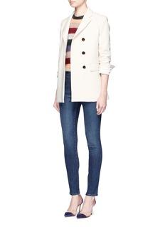 J Brand'Maria' high rise skinny jeans