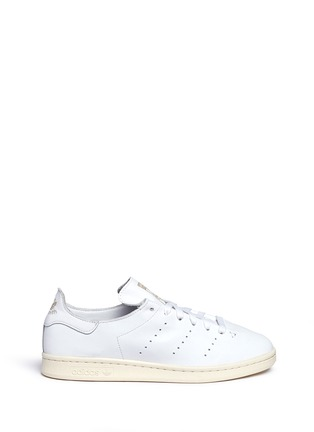 Main View - Click To Enlarge - Adidas - Stan Smith' leather sock sneakers
