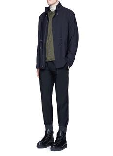 OAMCVirgin wool hopsack blouson jacket